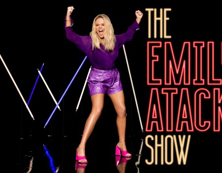 Getting The Emily Atack Show back on stage