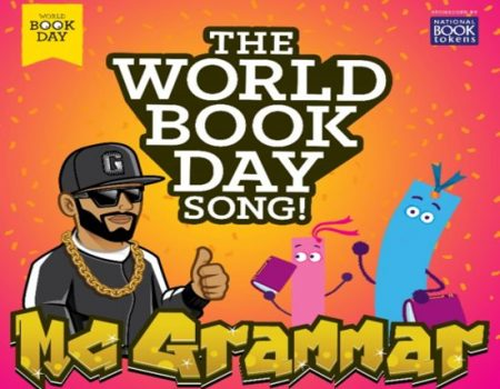 The official World Book Day Video is out!