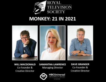 Monkey 21 in 21