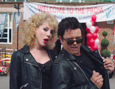 Alan Carr's Grease Night