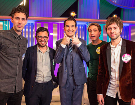 The Inbetweeners Fwends Reunited